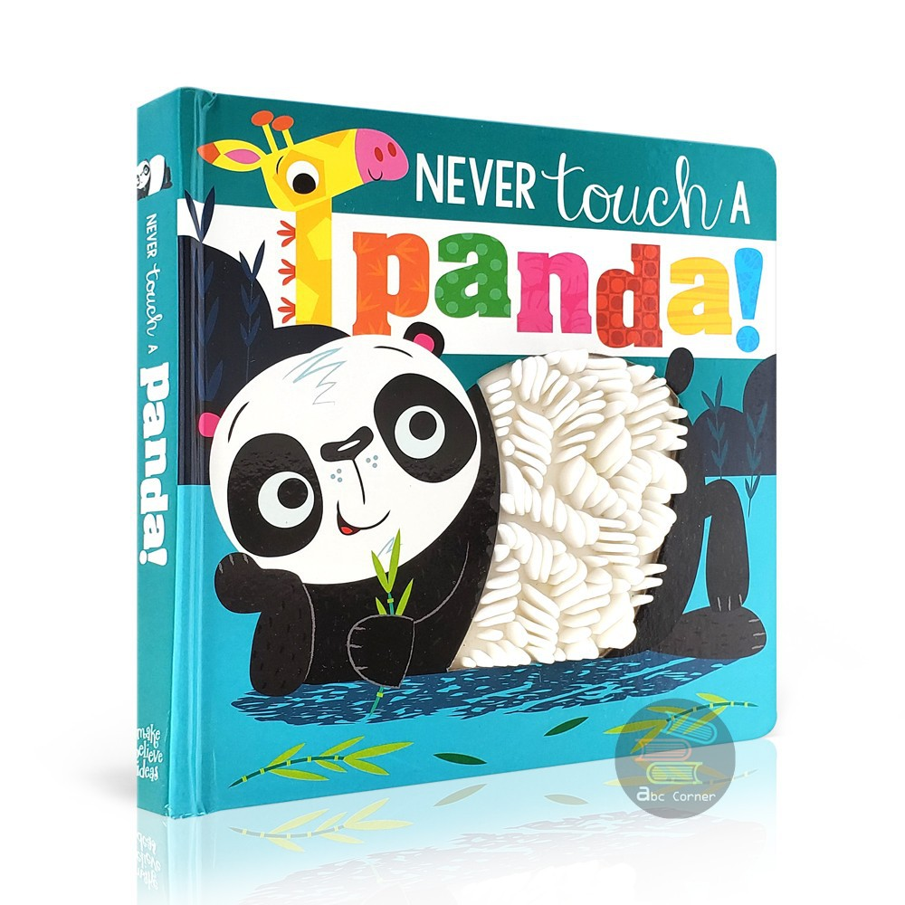 【Never Touch a Panda】 原裝正版現貨