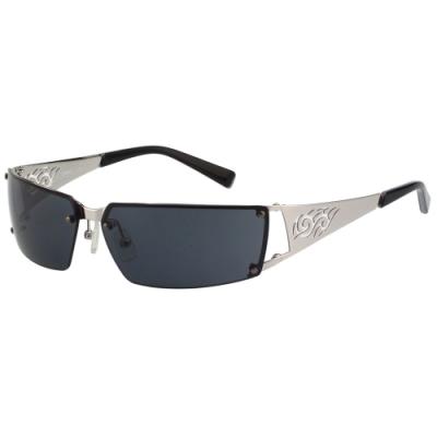 ZERO-X 太陽眼鏡 (銀色)ZMS0338-2