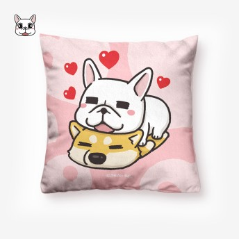 豆卡頻道_相親相愛抱枕