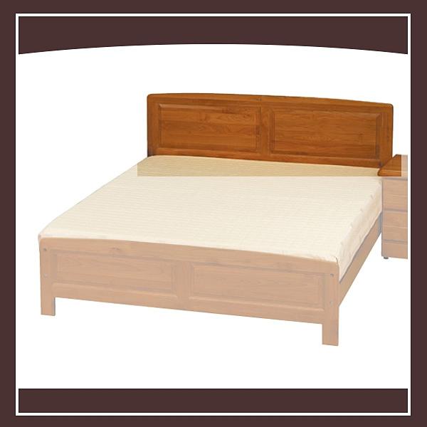 【多瓦娜】樟木色5尺床片 21050-142168516