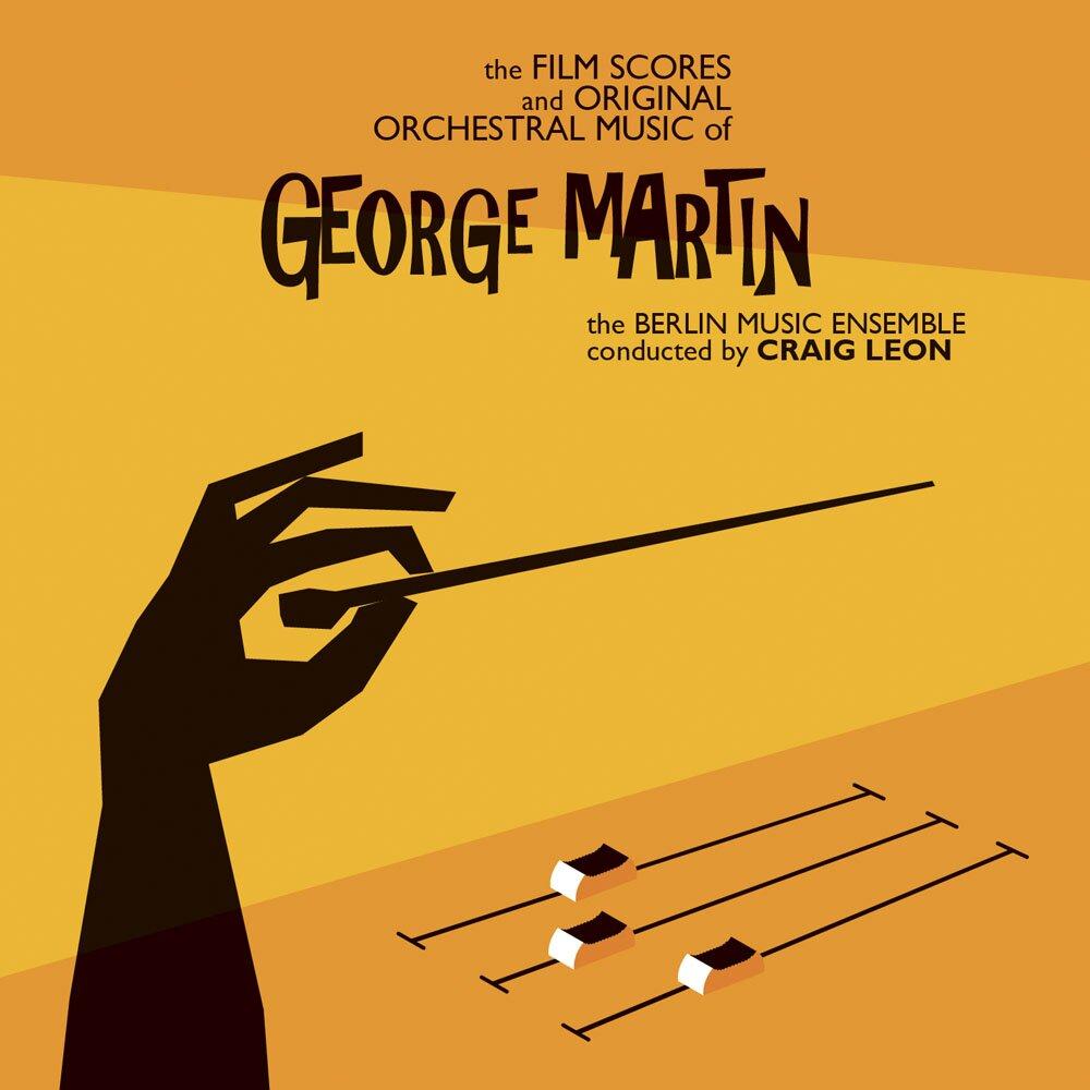 喬治.馬丁電影交響情CD