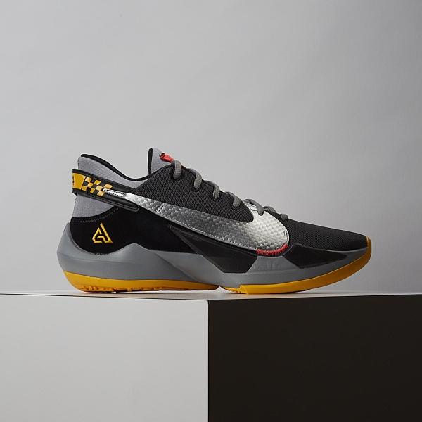 Nike Zoom Freak 2 EP 男鞋 灰 明星款 避震 包覆 運動 籃球鞋 CK5825-006