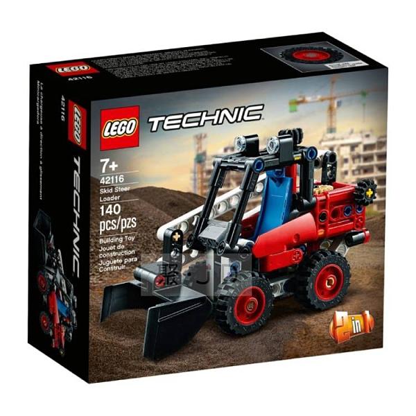 42116【LEGO 樂高積木】Technic 科技系列 - 滑移鏟裝機