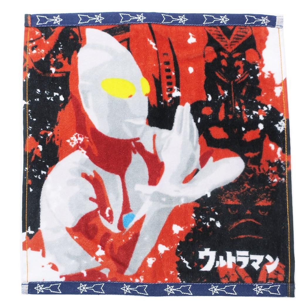 《超人力霸王》毛巾-超級戰鬥