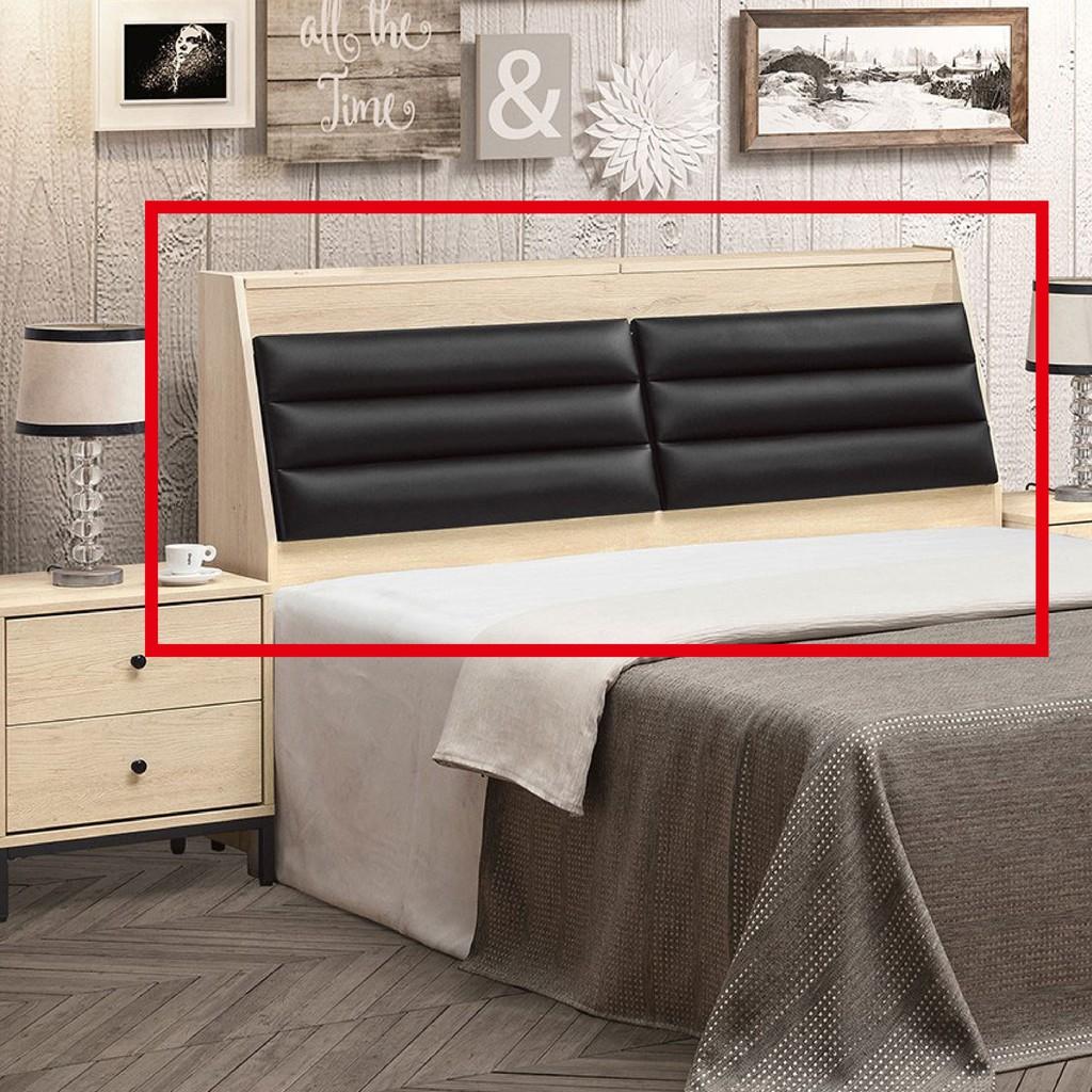 【152cm皮革床頭-A063-3】床頭片 床頭櫃 單人床片 貓抓皮 亞麻布 貓抓布 【金滿屋】