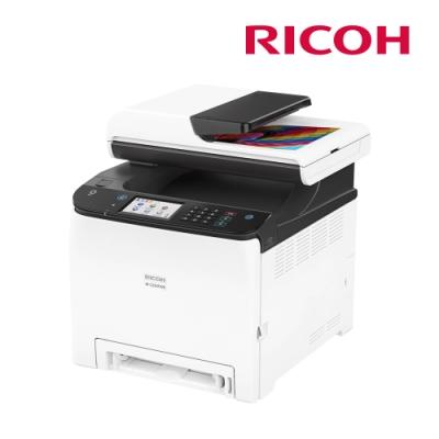 RICOH M C250FWB A4彩色傳真雷射複合機