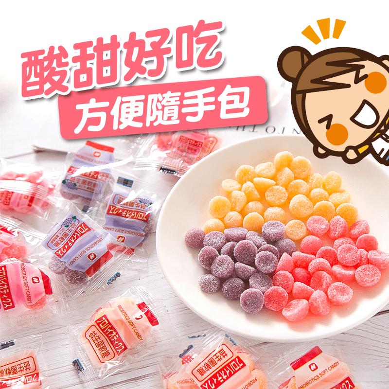 綜合水果益生菌QQ軟糖(165 包)