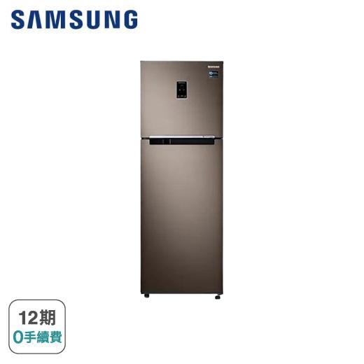 【SAMSUNG】323L一級能效雙循環雙門冰箱(RT32K553FDX)