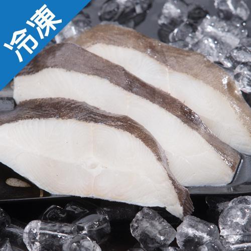 大比目魚切片(扁鱈)4入(560G5%/包)【愛買冷凍】