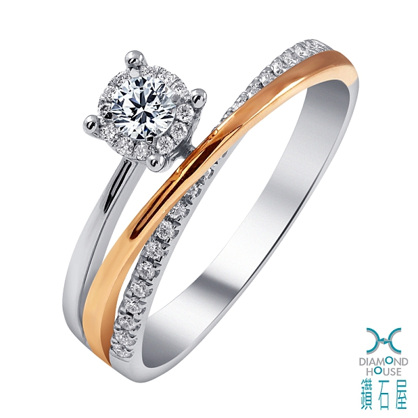 【鑽石屋】11分鑽石戒指