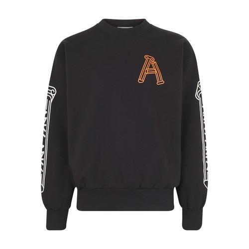 Greek column sweatshirt