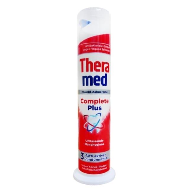 德國站立式牙膏 深層清潔(紅)100ml