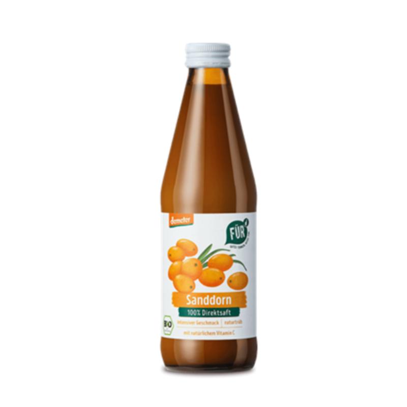 [Voelkel] 沙棘果原汁 (330ML)(全素)