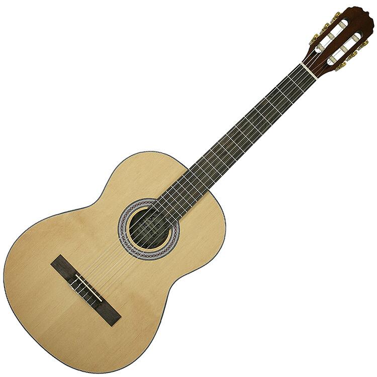 嚴選soldin sc-3975雲杉單板古典吉他-加贈琴套/踏板/調音器