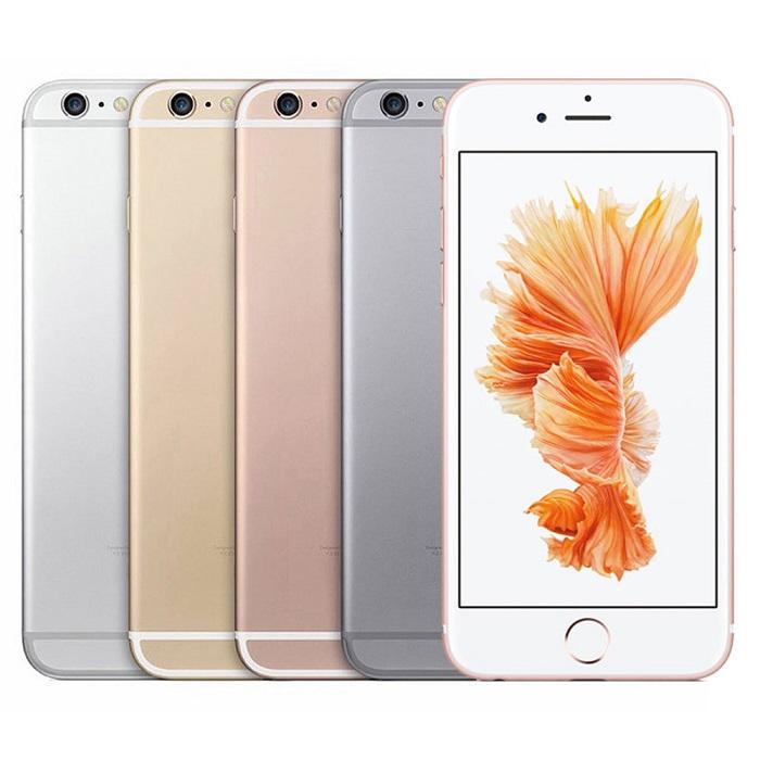 Apple iPhone 6s Plus 128G 5.5吋智慧手機銀色
