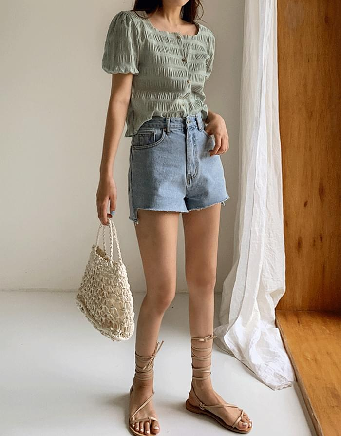 韓國空運 - Cos Denim Shorts 短褲