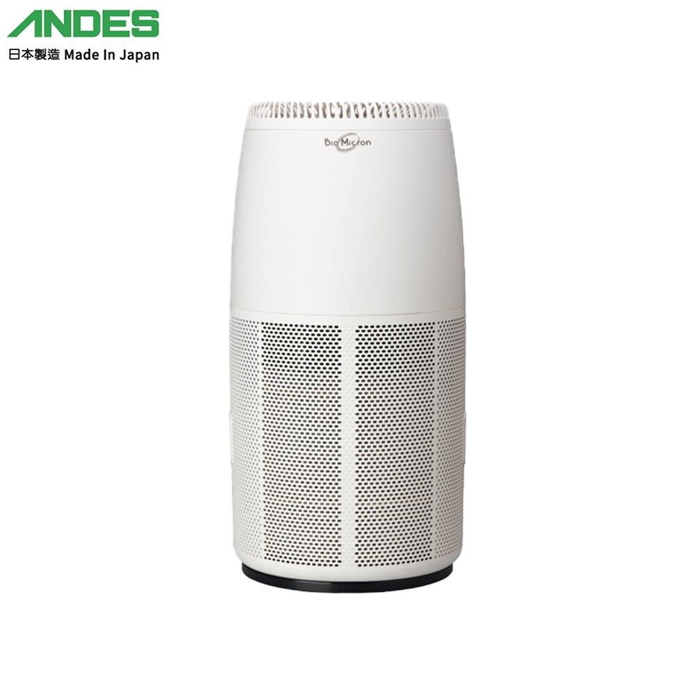 ANDES Bio Micron ~21坪 固態網狀光觸媒空氣清淨機 BM-H777AT