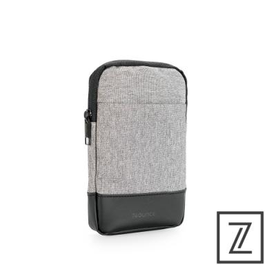 74盎司 City 極簡輕便手機側背包[N-613-CI-M]淺灰