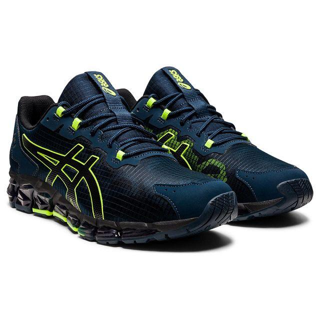 ASICS 亞瑟士 GEL-QUANTUM 360 6 男 跑鞋  1201A113-400