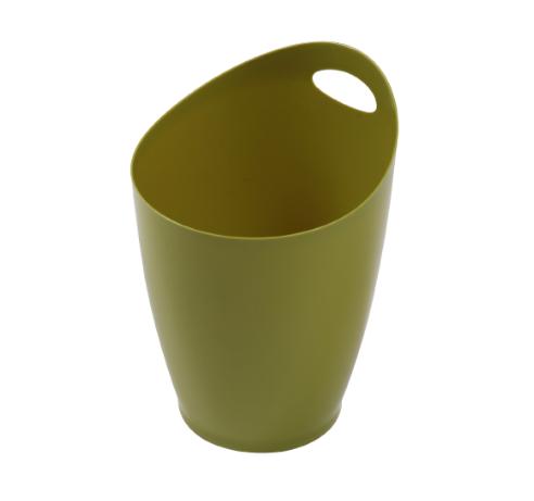 小科技蛋/收納桶/開放式回收桶/垃圾桶/分類筒/置物筒/儲物筒/洗衣籃/手提籃/傘架/花盆/可吊掛/可壁掛/MEMYDO 米麥豆/EX CAN (M)/829