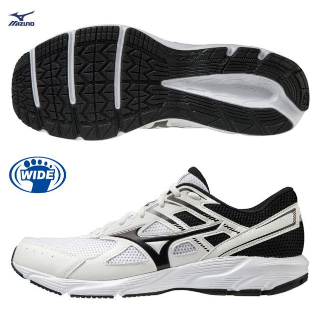 【美津濃MIZUNO】MIZUNO MAXIMIZER 23 一般型寬楦慢跑鞋 K1GA210002