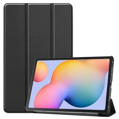 IN7 卡斯特系列 Samsung Tab S6 Lite 10.4吋 P610/P615 三折PU皮套 平板保護殼