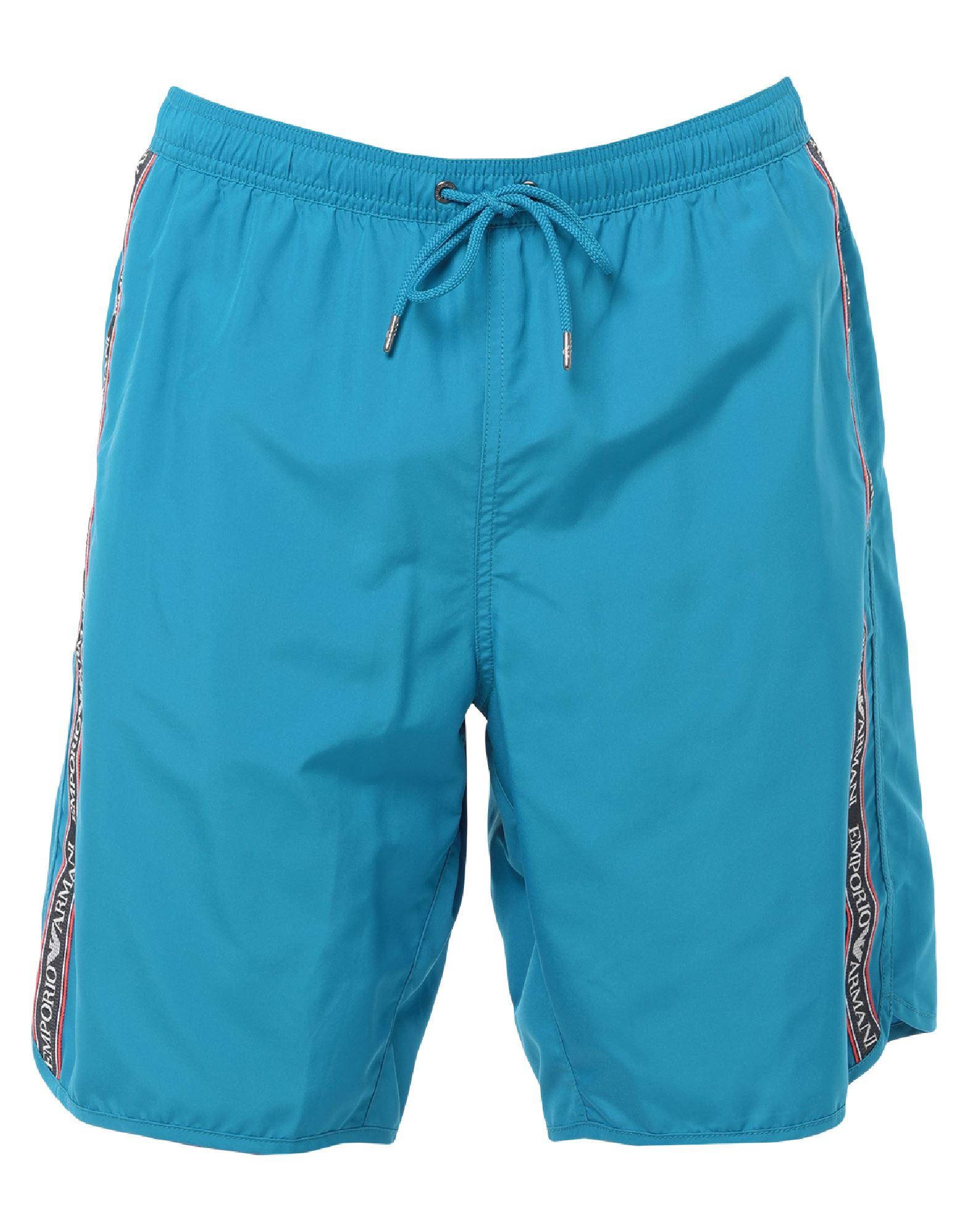 EMPORIO ARMANI Swim trunks - Item 47279326