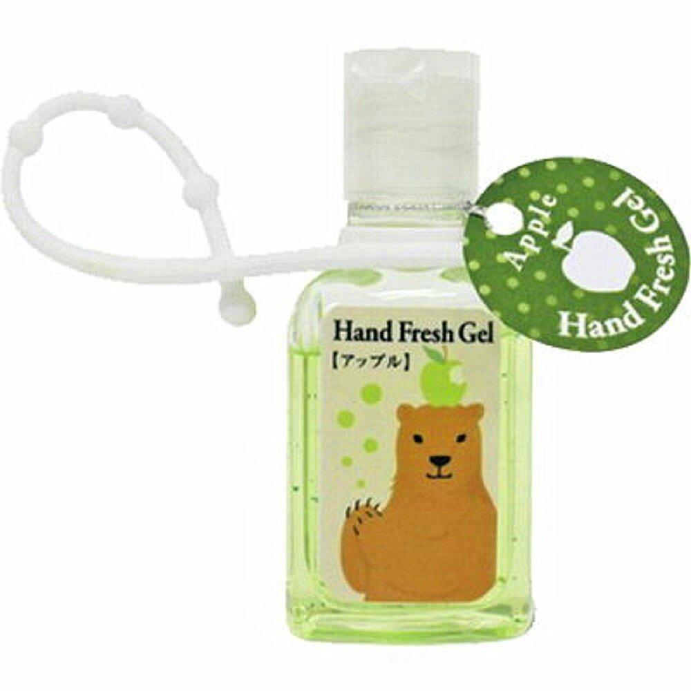 日本【Charley】Hand Fresh Gel 乾洗手凝露 30ml-蘋果