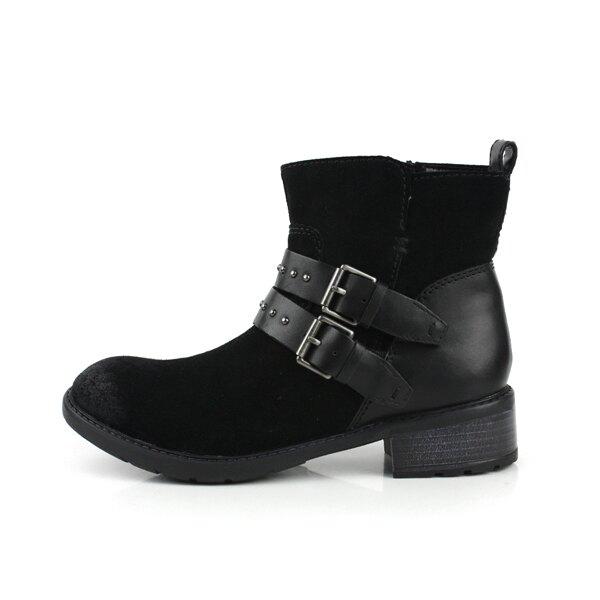 Clarks Swansea Grove 短靴 黑 女款 no728
