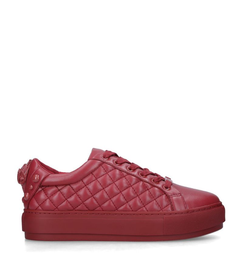 Kurt Geiger London Quilted Lacey Eagle Sneaker