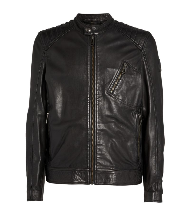 Belstaff Leather V Racer 2.0 Jacket