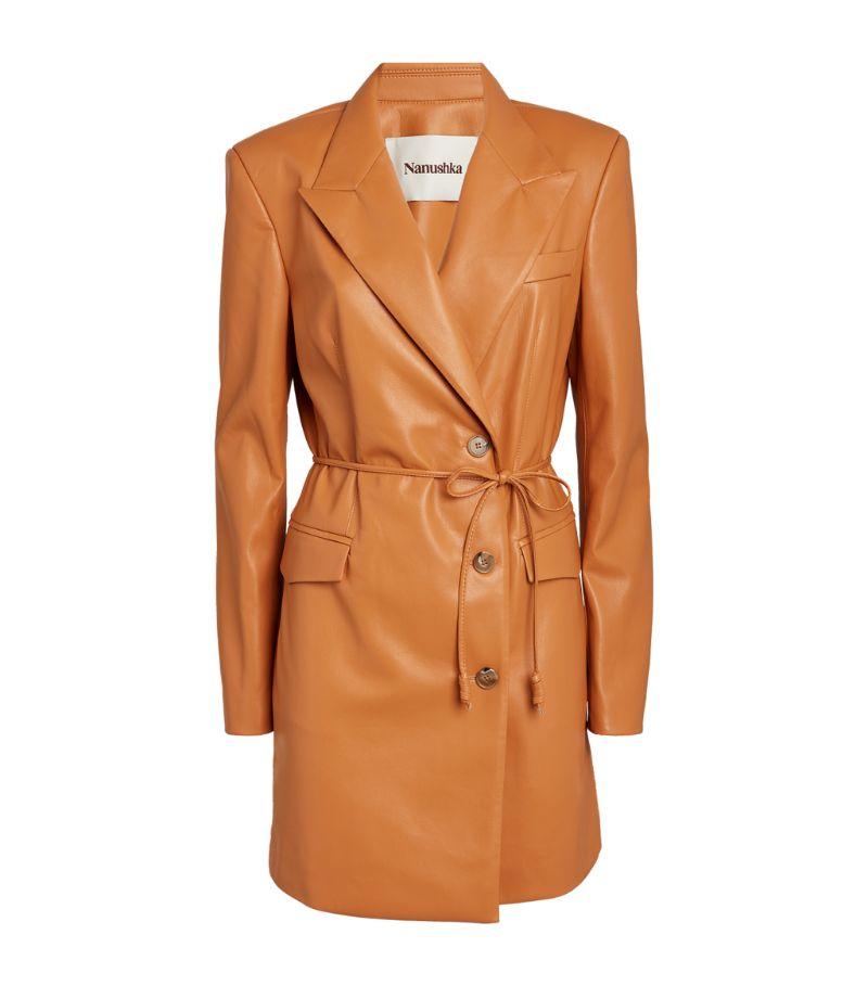 Nanushka Remi Vegan Leather Jacket