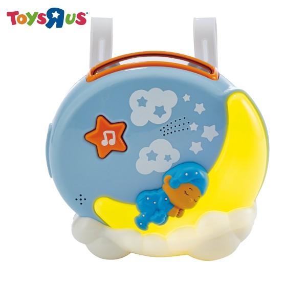BRU Infant & Preschool 寶寶投影音樂鈴 玩具反斗城