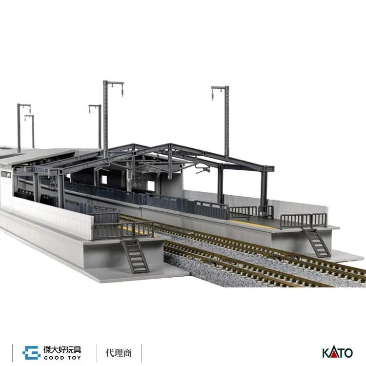 KATO 23-239 建物 新幹線月台配件組