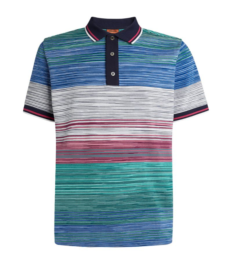 Missoni Cotton Polo Shirt