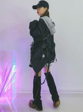 韓國空運 - Paper Shoulder & Backpack 後背包