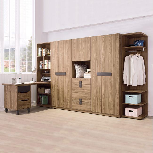 【HB94-01】佛羅倫斯10.5尺系統式衣櫥