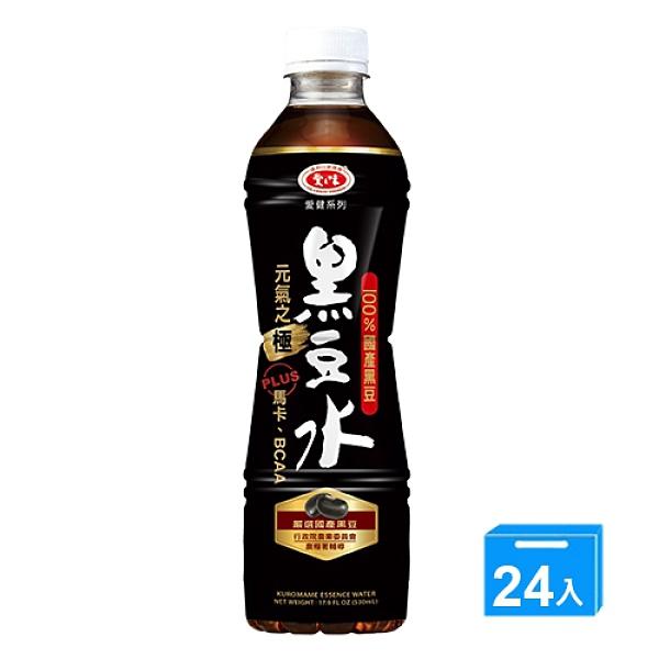 愛健黑豆水530ml x 24【愛買】