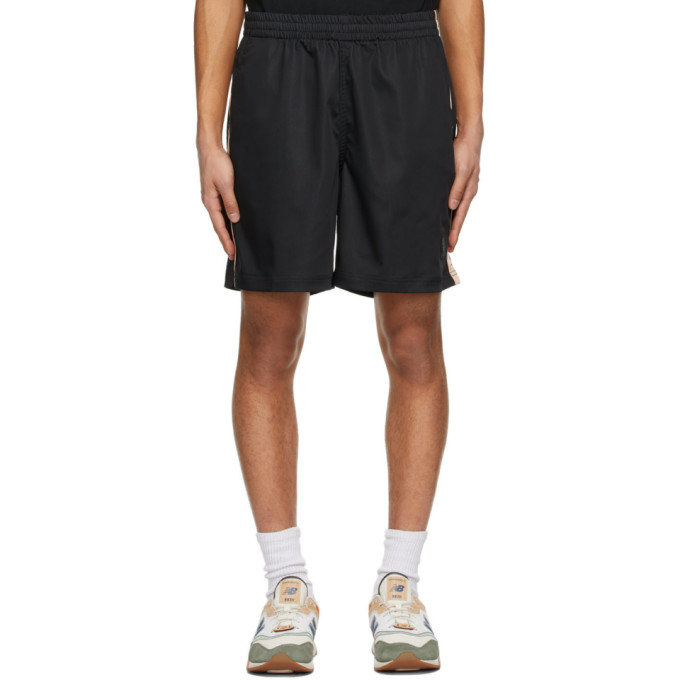 South2 West8 黑色 Trail 短裤