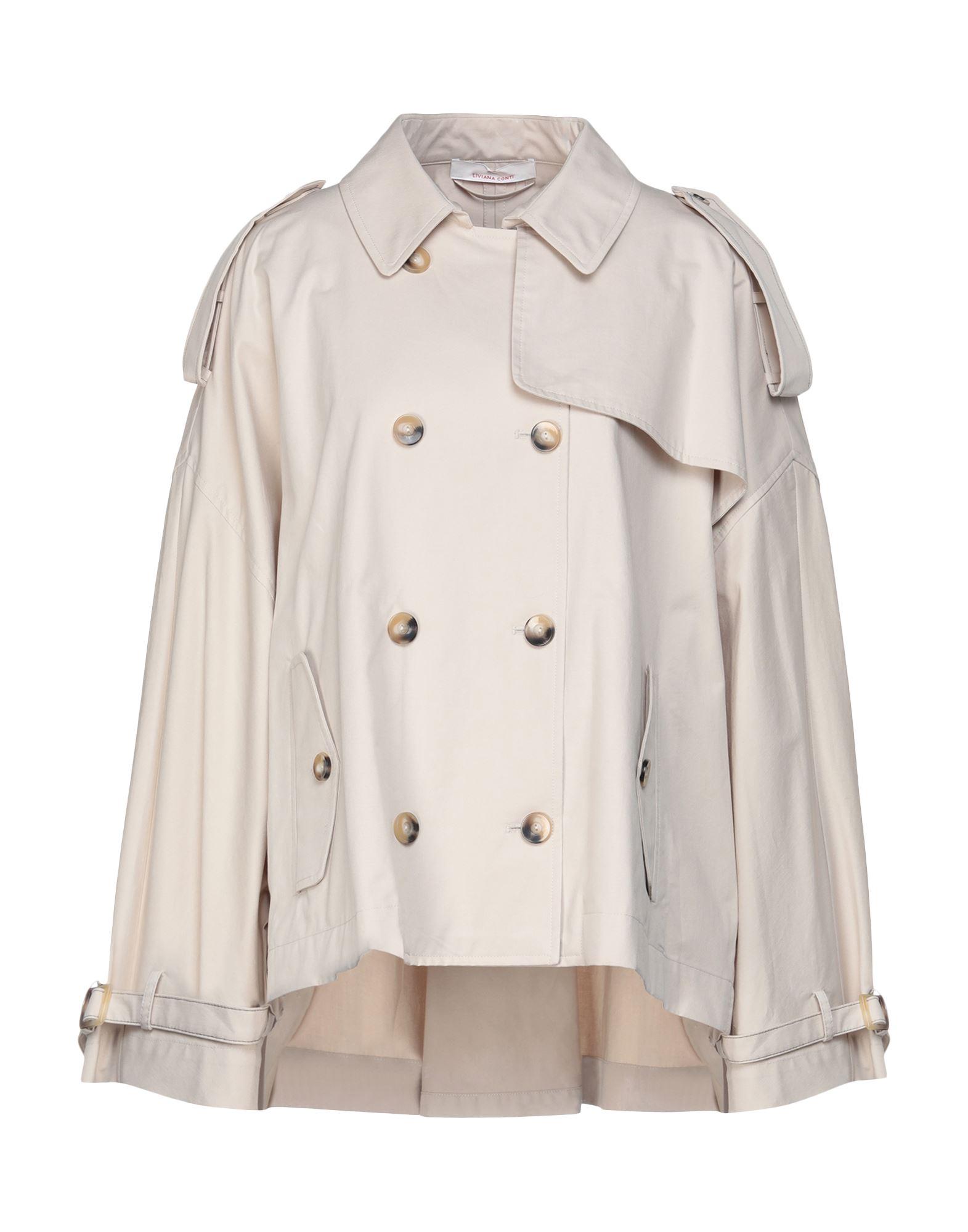 LIVIANA CONTI Overcoats - Item 16014438