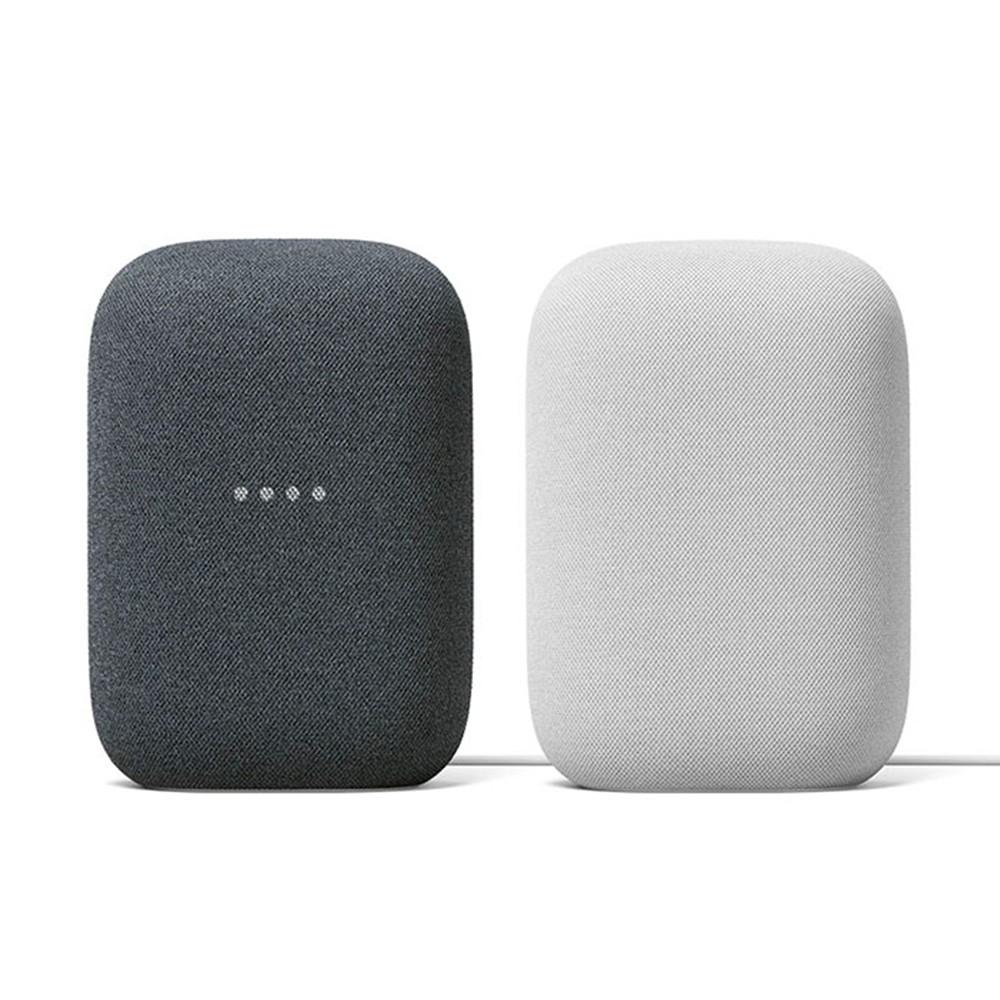 Google Nest Audio 智慧音箱 (黑色/白色) 贈 電動牙刷 藍牙喇叭
