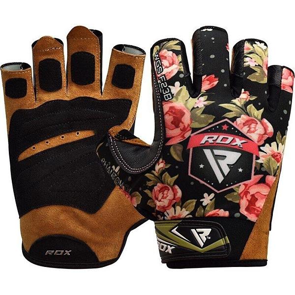 『VENUM旗艦館』RDX 英國 WGS-F23B 女性專用 健身手套 重訓 健身 防磨 尺寸 L