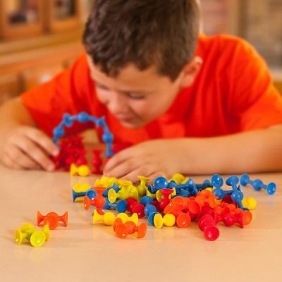 【美國 FatBrain】迷你啵啵家族 增加親子互動兒童發展玩具