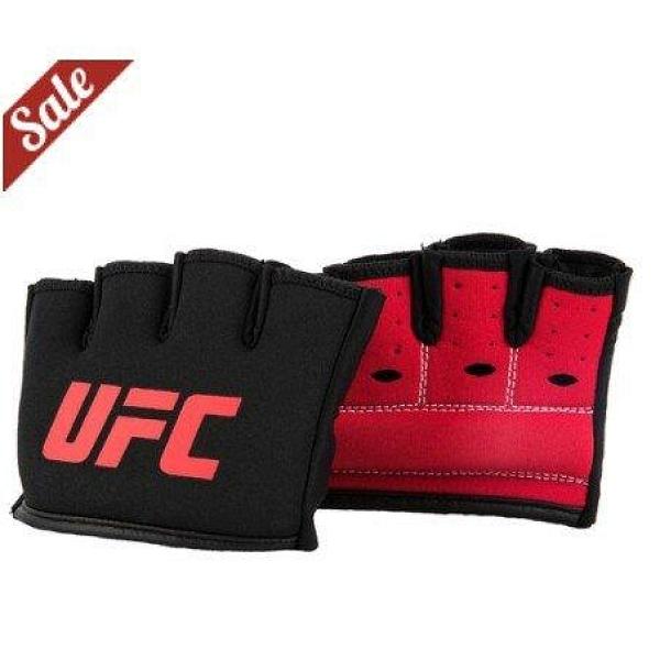 『VENUM旗艦館』UFC PRO 凝膠指關節手套 黑