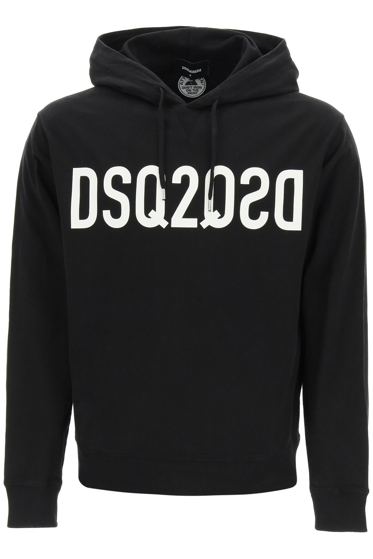 Dsquared2 sweatshirt with new logo print