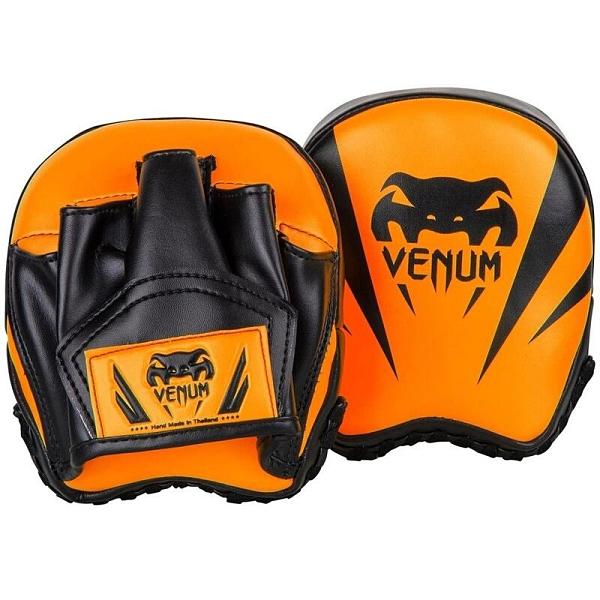 『VENUM旗艦館』VENUM 03052 ELITE 拳擊手靶 拳靶 精準靶 橘 一對