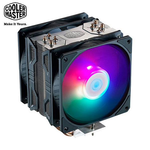 Cooler Master Hyper 212 Turbo ARGB CPU散熱器