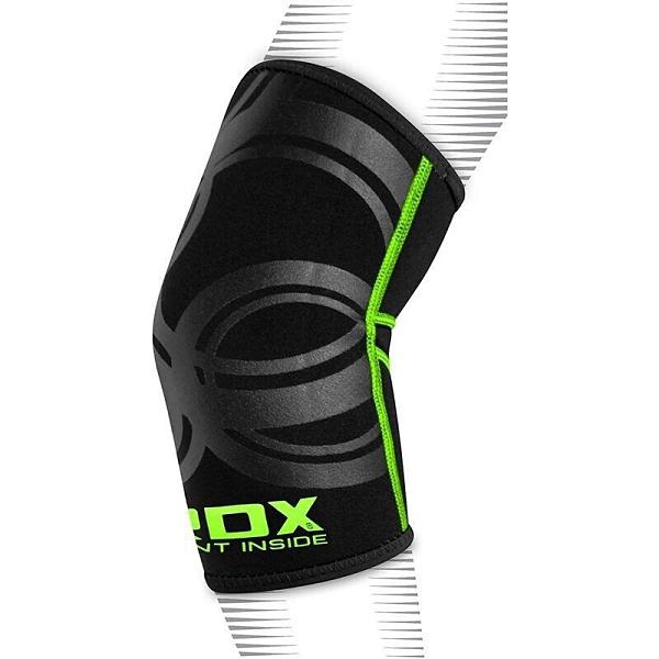 『VENUM旗艦館』RDX 英國 NEP-E1GN 護肘 黑綠 健身 重訓 單支裝
