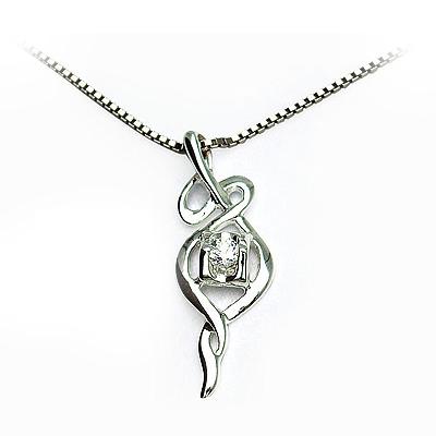 【伊麗珠寶 Elite Jewellery】925純銀項鍊 - 眷戀
