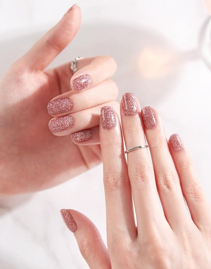 韓國空運 - Pink glitter 美體美髮/美甲
